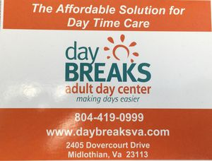 Daybreaks for Sale in Midlothian, VA