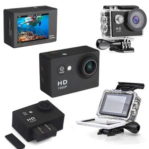 Action Camera Ultra HD 30 Meter 1080P Waterproof Camcorde with 2.0 inch LCD Screen for Sale in Washington, DC
