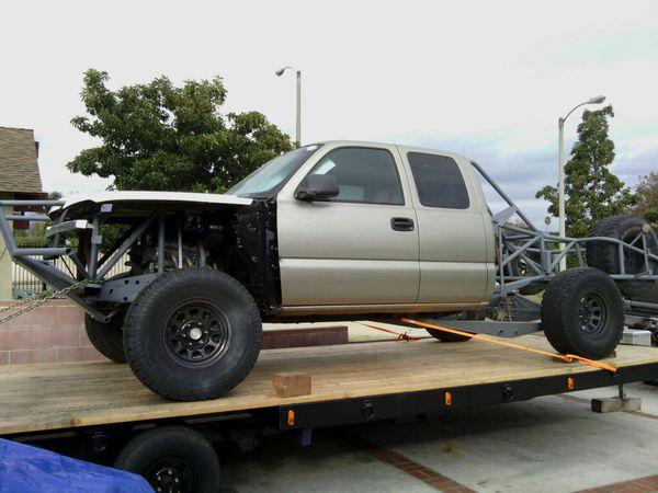 Chevy Prerunner Race Truck For Sale In La Puente Ca Offerup