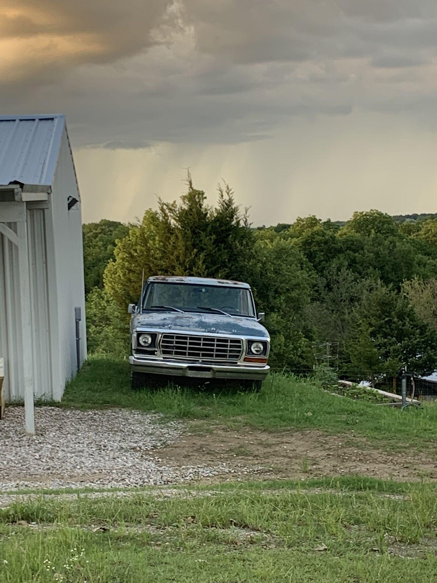 Photo 1978 Ford F150 Truck Original