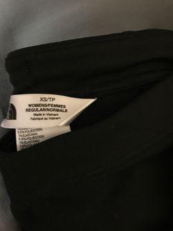 Black North Face leggings size XS Thumbnail