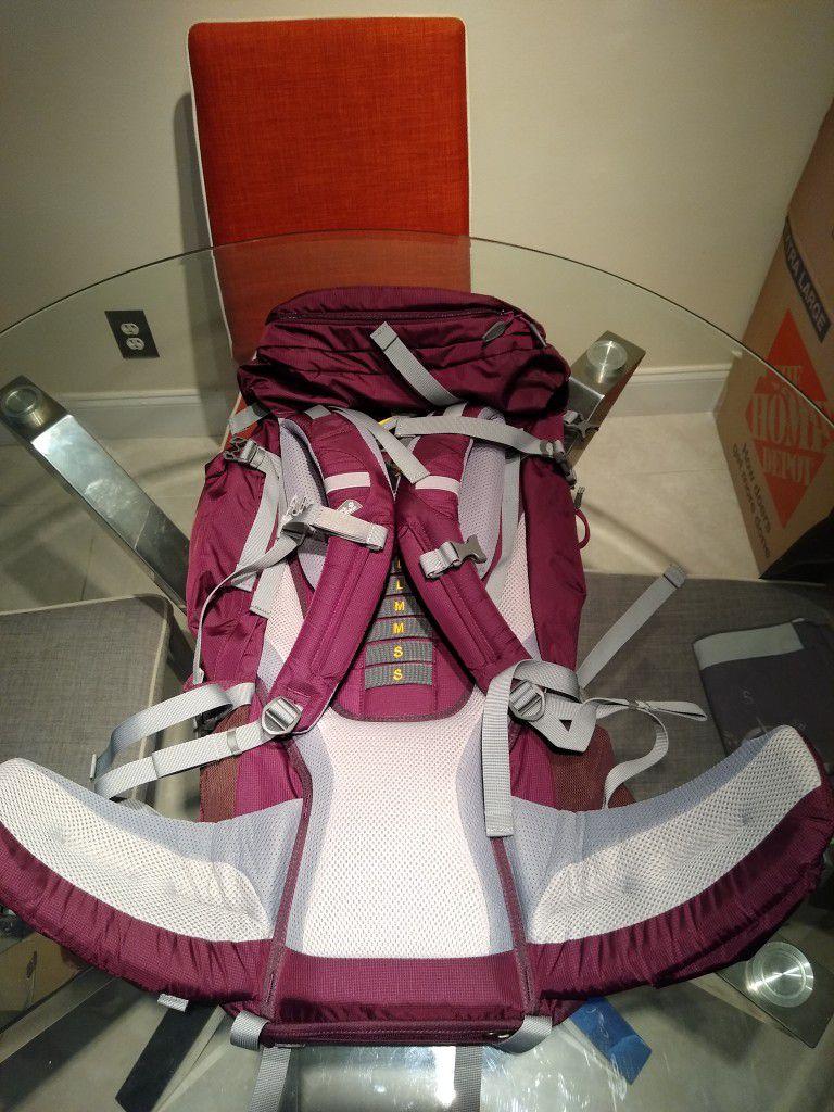 Jack Wolfskin Women Backpack 55l