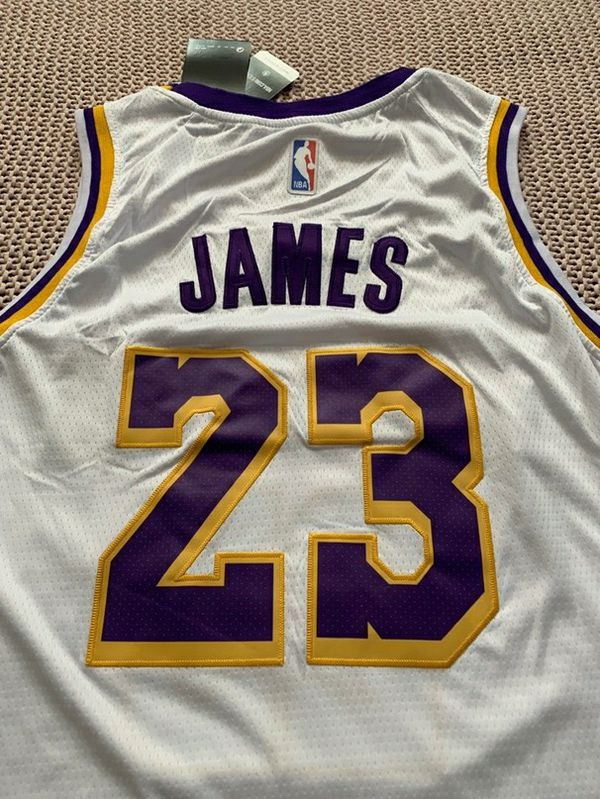 ec6a122f924 New and Used Lakers jersey for Sale in Bolingbrook