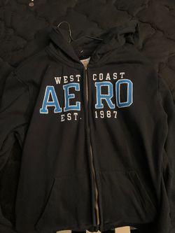 West Coast Aeropostale Zip Up Jacket Thumbnail