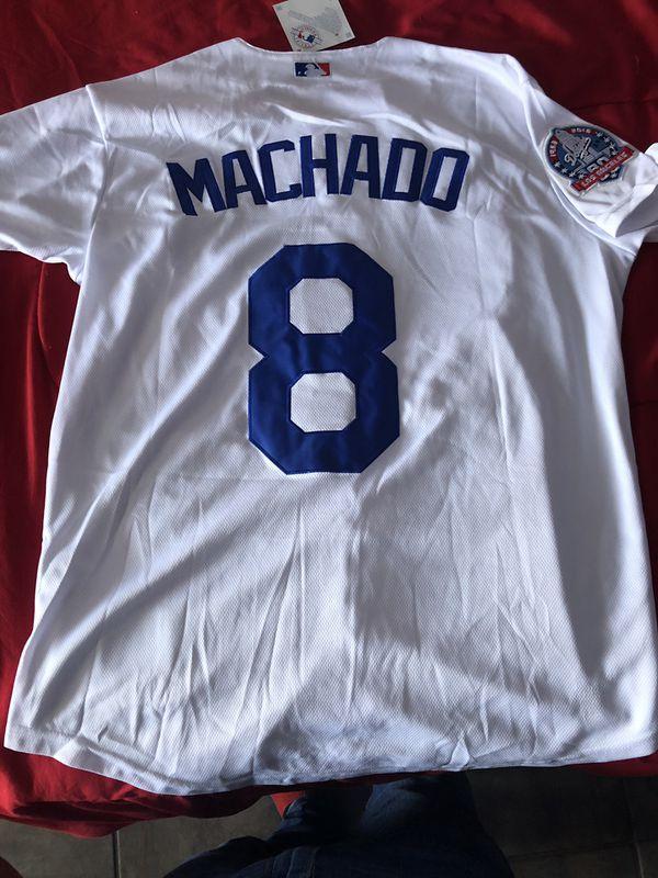 on sale f12f7 7290b Dodgers machado jersey 2018 for Sale in Lynwood, CA - OfferUp