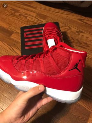Jordan 11 win like 96 size 10 DS with receipt for Sale in Chicago 01497c193