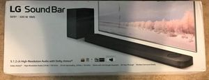LG SK9Y 5.1.2 Dolby Atmos SoundBar - Like New for Sale in Mount Airy, MD