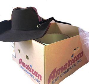 "Cowboy hat ""Tejana"" American FELT for Sale in Fort Worth, TX"