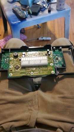 ERC/Lower Oven Relay Board WBT27T10972 Thumbnail