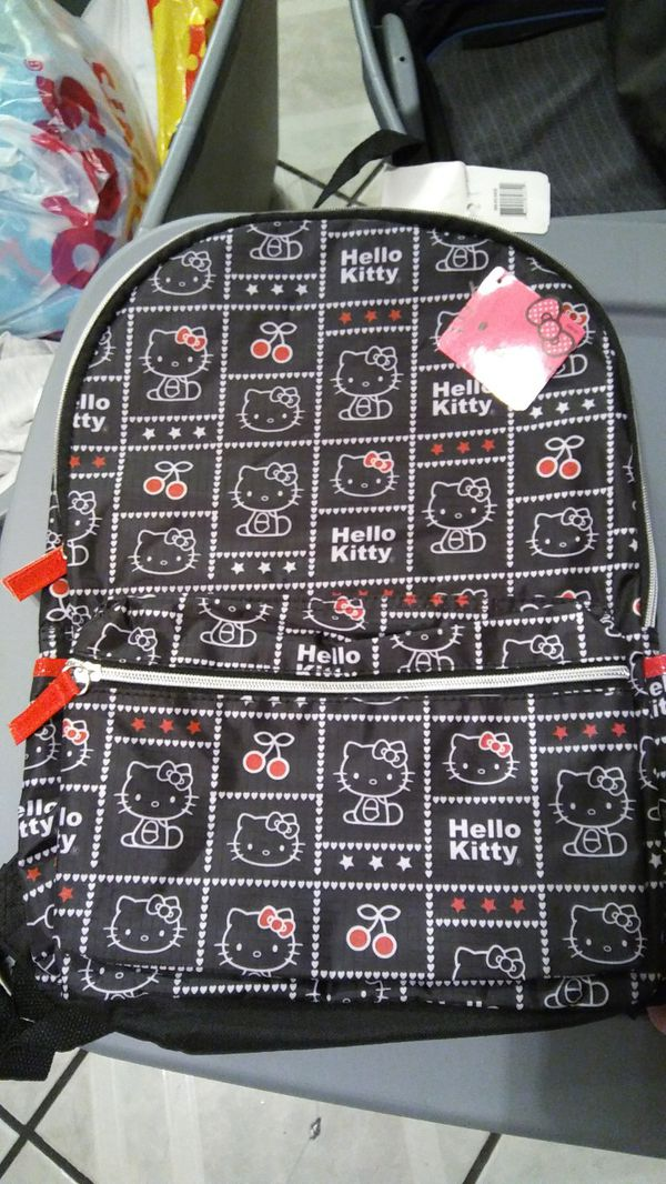 New Hello kitty backpacks for Sale in El Monte, CA - OfferUp 86e4cbe0fb