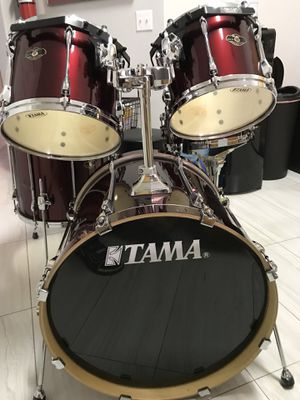 TAMA Superstar Classic 5 Piece Drum Set for Sale in Kissimmee, FL