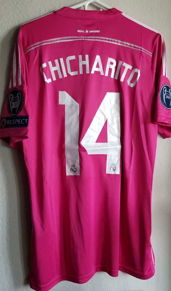 sports shoes 1a9fa d043b Adidas mens 14/15 Real Madrid away Jersey original chicharito for Sale in  Phoenix, AZ - OfferUp