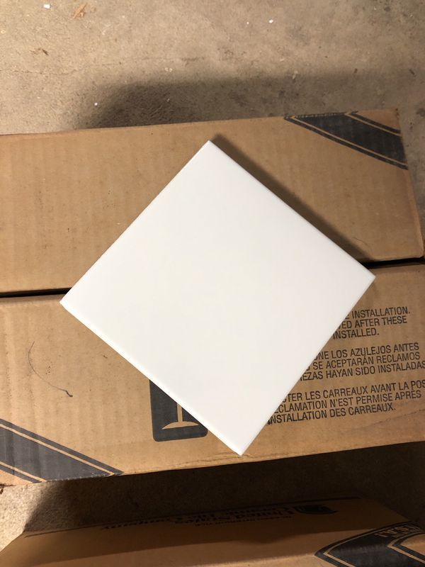 6x6 Ceramic Tile For Sale In Cinnaminson Nj Offerup