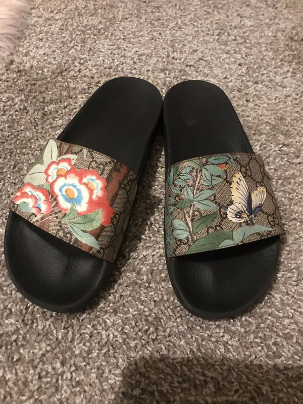 12c5d0551 Authentic Gucci slides for Sale in Frisco