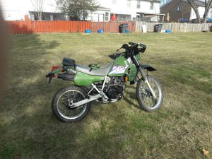 2000 Kawasaki Klr 250 5k miles for Sale in Sterling, VA
