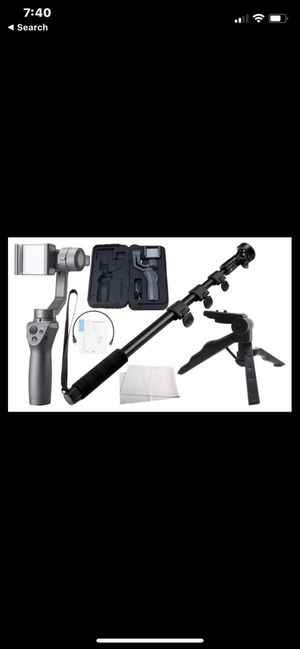 Osmo Mobile 2 Gimbal with accessories! for Sale in Chula Vista, CA