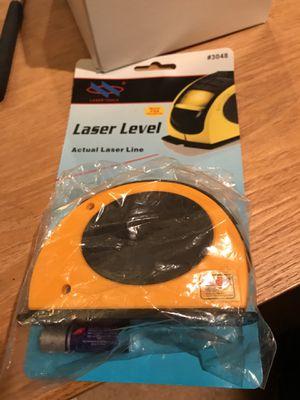 Laser Level. new for Sale in Fairfax, VA