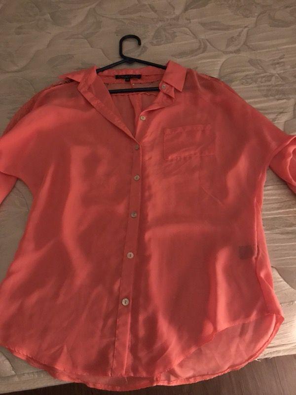 All shirts size medium.