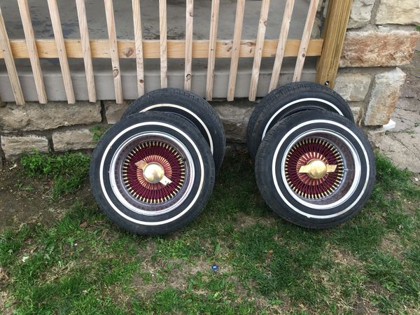 Knock Off Wire Wheels For Sale In Kansas City  Ks