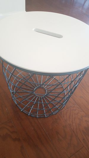Wire basket storage for Sale in Raleigh, NC