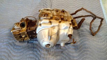 Honda 90 Engine Thumbnail
