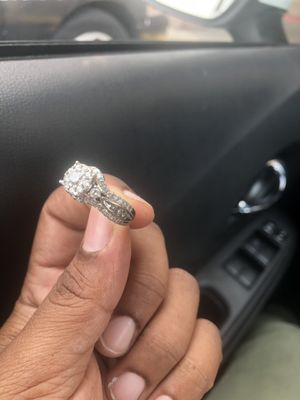 Wedding ring for Sale in Greenbelt, MD