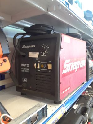 Snap on MIG125 gas welder machine for Sale in Azalea Park, FL