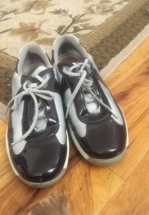 Size 10 1/2 Prada shoes for Sale in Baltimore, MD