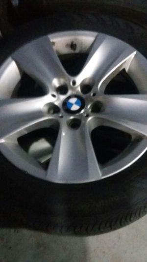 BMW Rims/ 17 inch run flat tires for Sale in Atlanta, GA - OfferUp