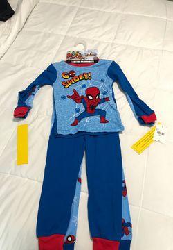 2 Spider-Man pajama sets Thumbnail
