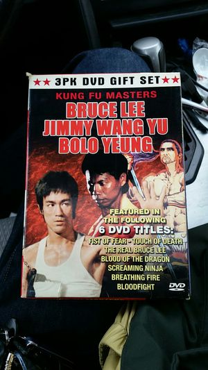 Kung Fu Masters Vintage Boxed set. Very rare! for Sale in Montgomery Village, MD
