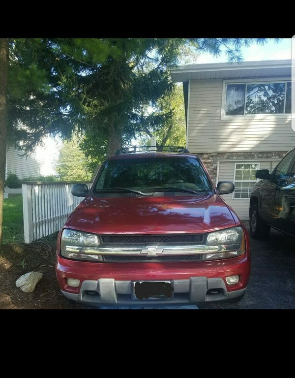 2003 chevy trailblazer for sale in west dundee il offerup publicscrutiny Choice Image