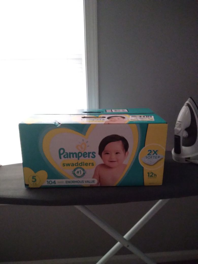 BRAND NEW PAMPERS $20 ANY SIZE