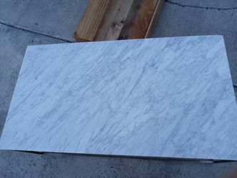 West Elm Marble Table Thumbnail