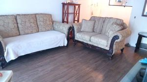 2 lovely Sofa couch for Sale in Annandale, VA