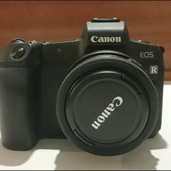 Canon EOS R 30.3MP Digital Camera Body - Extra Battery -Low shutter count -NMint, The Camera Is In Good Condition ,Selling It Because Of An  Emergency Thumbnail