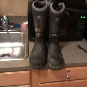 Lacrosse Steel tow rubber boots size 11 for Sale in Portland, OR