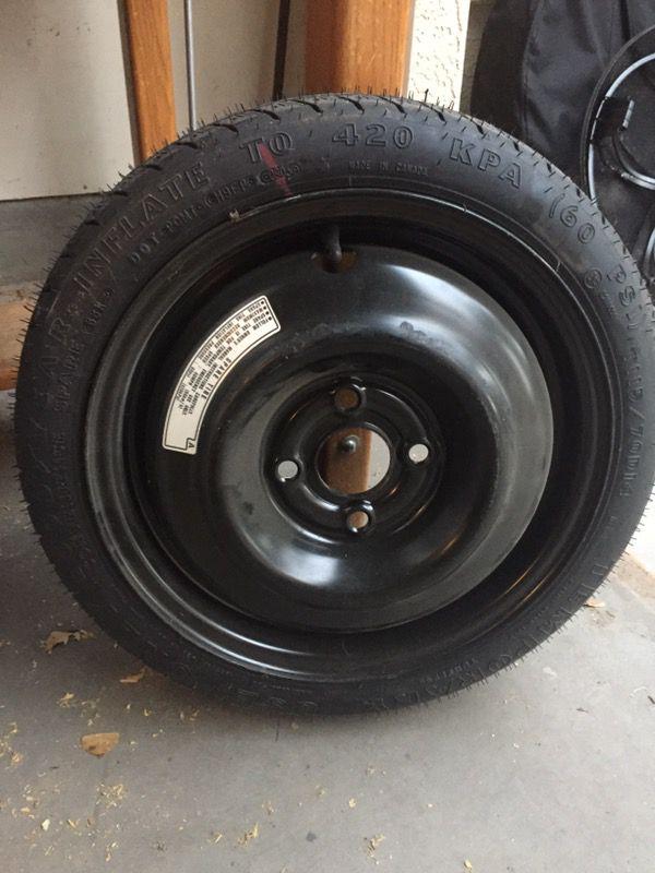 Dummy Tire For 2003 Honda Civic