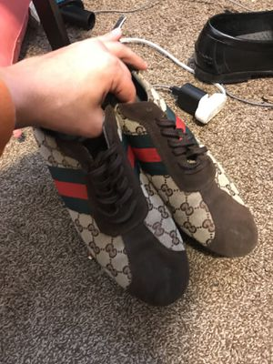 d30097ce6 New and Used Gucci shoes for Sale in Killeen, TX - OfferUp