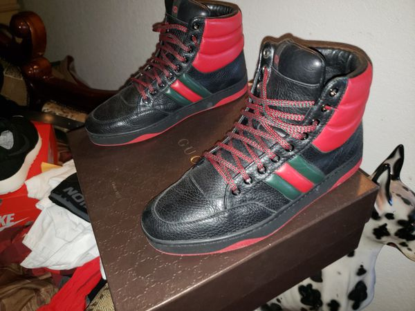 1cbb64562 Authentic Gucci High Top 8.5 for Sale in San Jose, CA - OfferUp