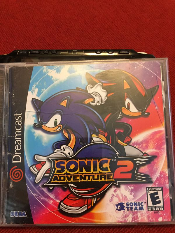 Sonic adventure 2 Dreamcast for Sale in Staten Island, NY - OfferUp