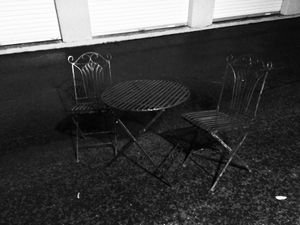 Vintage cast iron table and chairs for Sale in WINTERGRN RST, VA