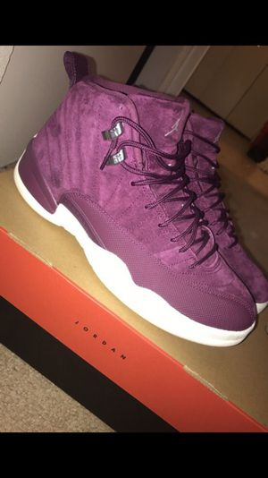 Jordan 12 Bordeaux for Sale in Silver Spring, MD
