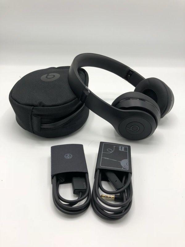 Beats by Dr. Dre- Beats Solo3 Wireless Headphones-Matte Black for ... d9a0d396f