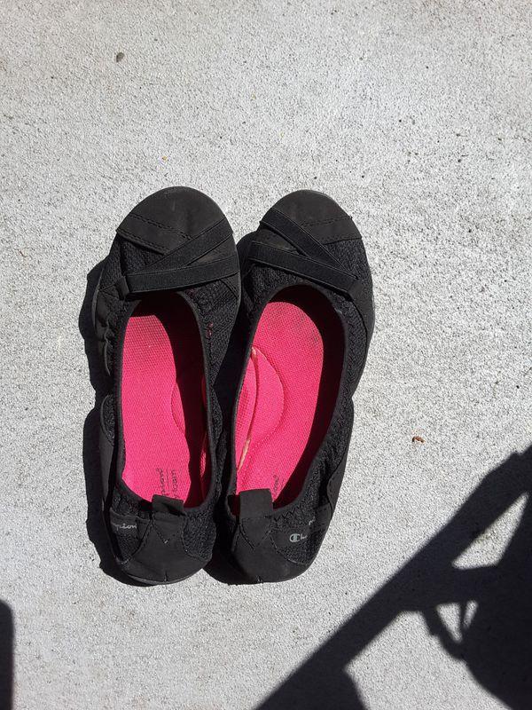 e2194d5f9ba Champion Black Ballet Flats for Sale in Santa Clara