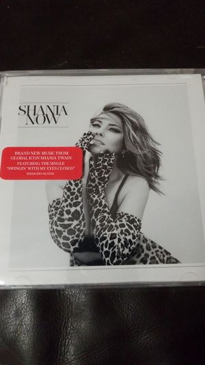 Shania Twain - Shania Now CD unopened for Sale in Phoenix, AZ