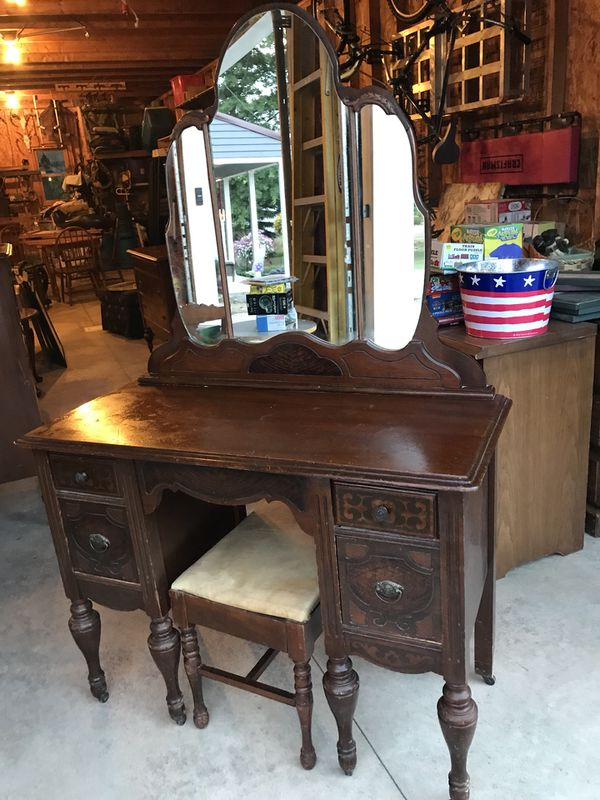 - Antique Vanity (Furniture) In North East, PA - OfferUp