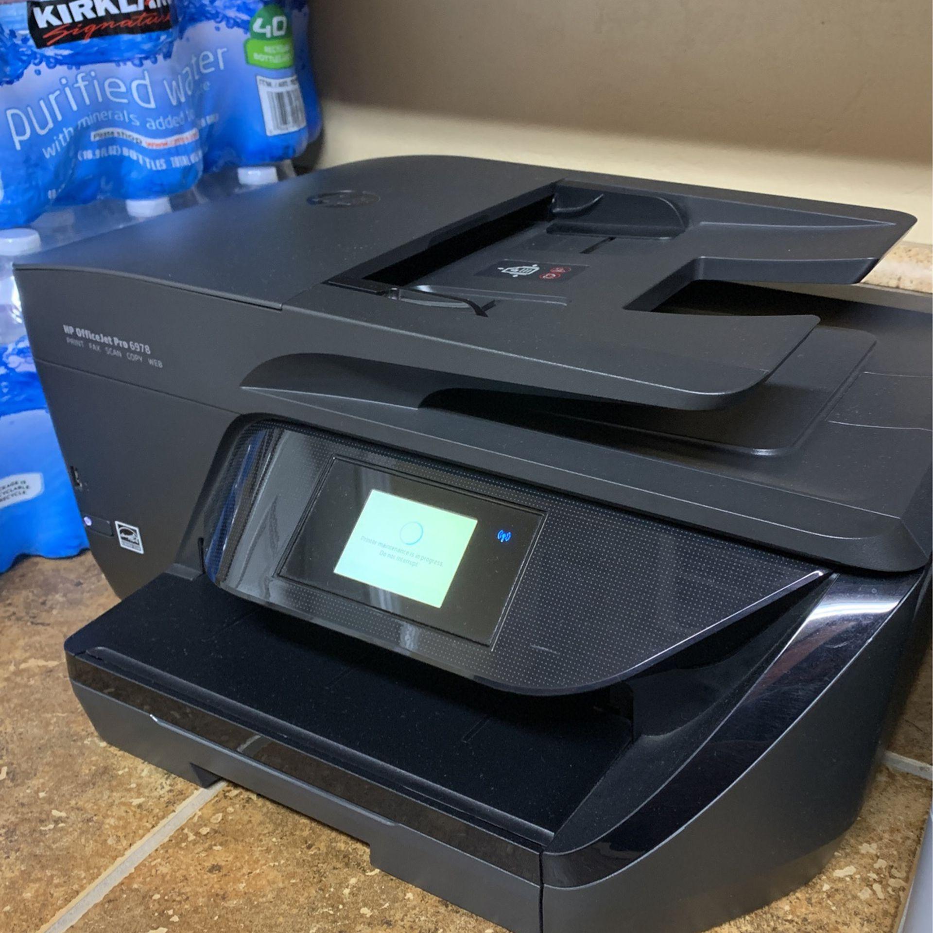 HP OfficeJet Pro 6978 Color Printer