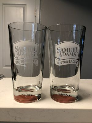 Collectible Sam Adams Glasses for Sale in Pasadena, MD