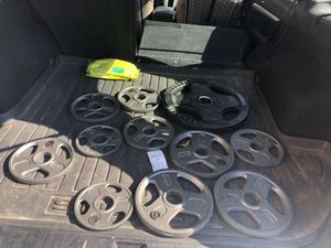 60 lbs of weights for Sale in San Francisco, CA